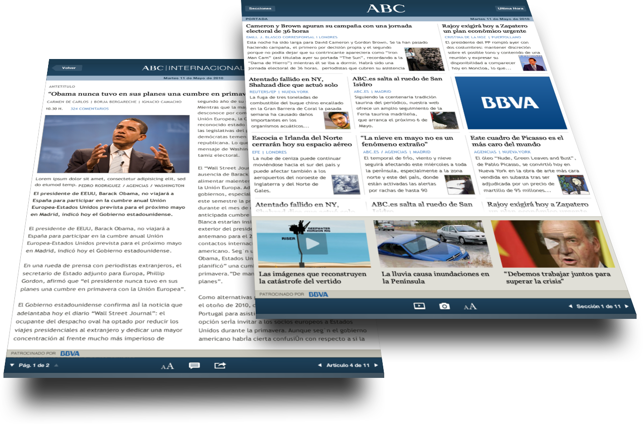 ABC Tablet